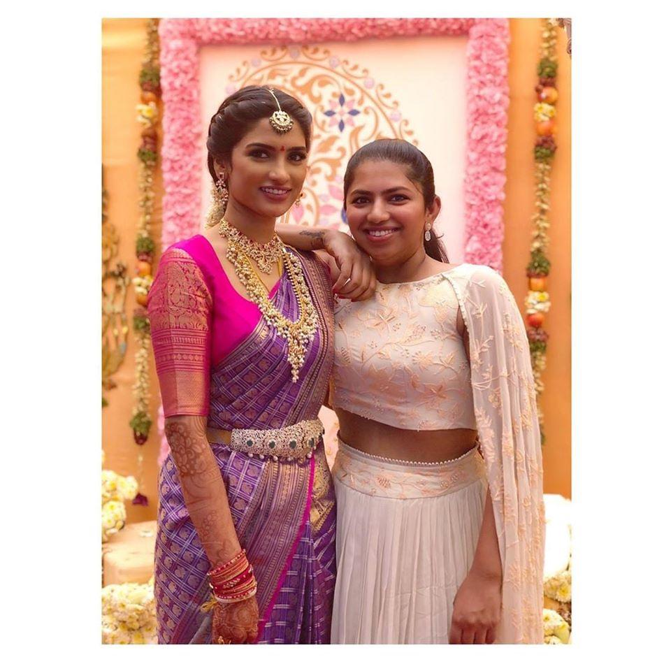 Beautiful Neeraja Kona with Shalini kandukuri . 2020-07-28