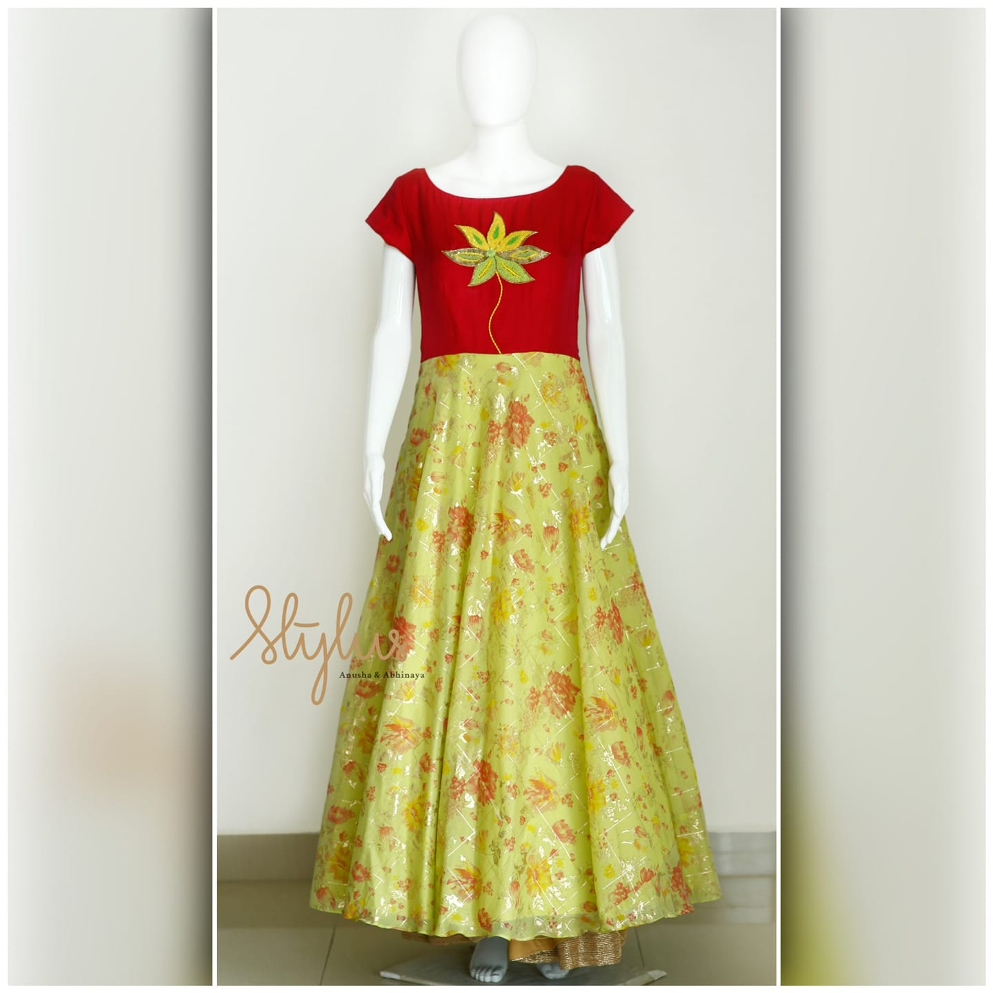 Glare with a flare!