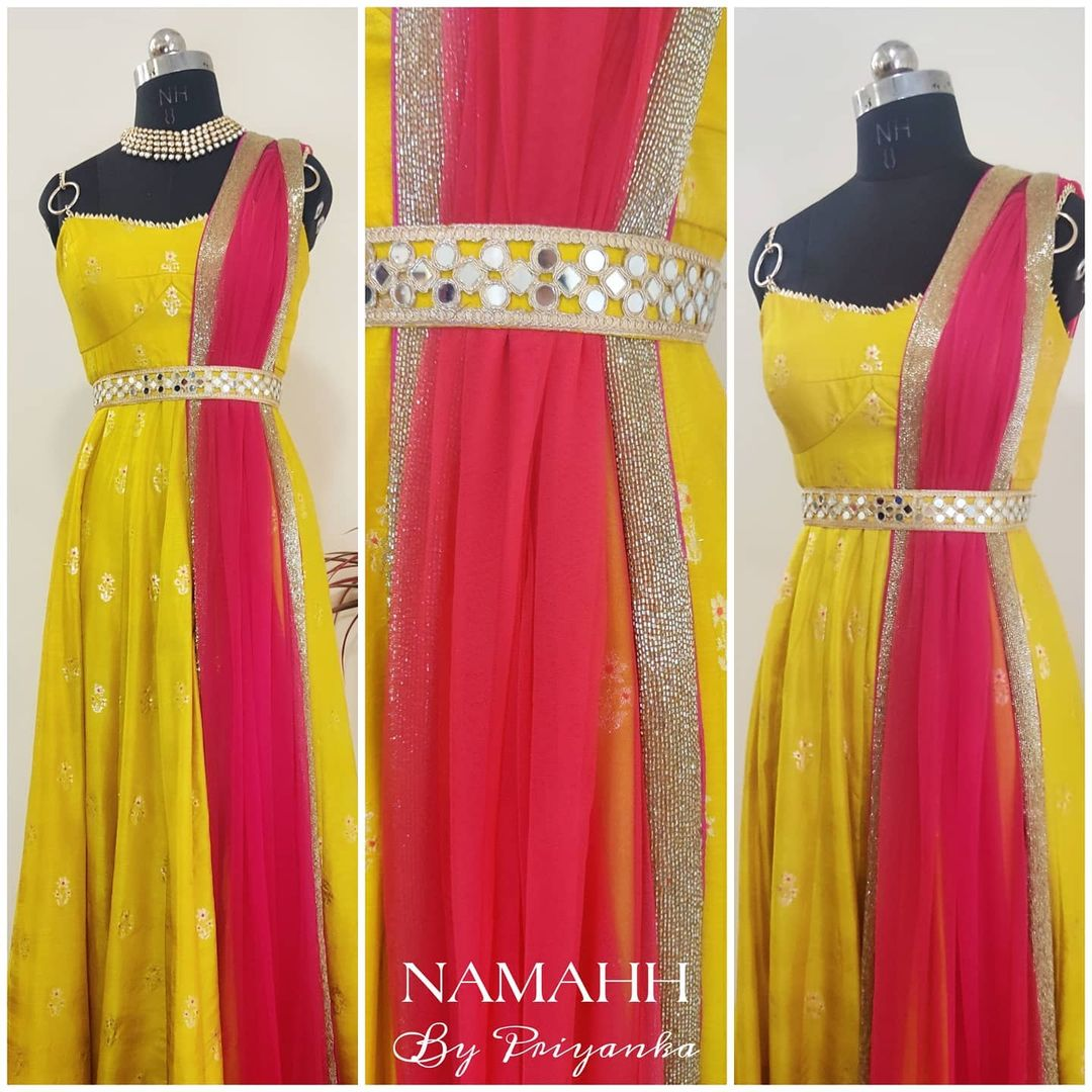 Festive '20 collection from Namah by Priyanka Duggal. |  |  |  | 2020-12-04