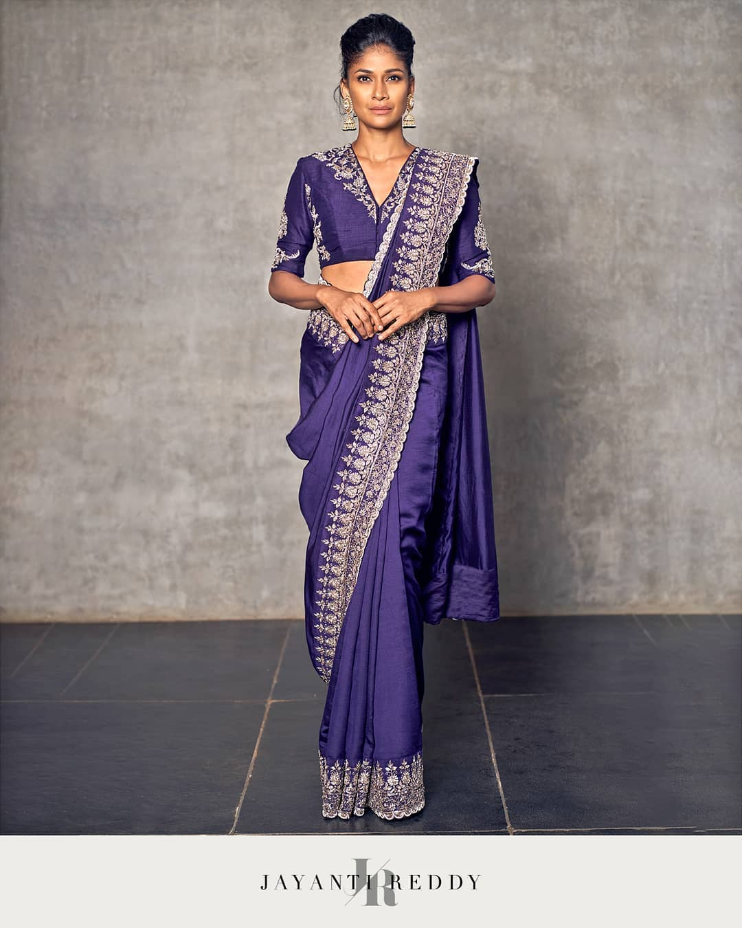 Inheriting a distinct aesthetic from the rich craft of Banaras weaves & giving it Jayanti Reddy own unique spin.  Whatsapp  for more details. Hyderabad +91 9121432255 (Neelu) Delhi +91 83739 92273 (Shalini) | buy designer sarees online | designer blouse design | indian wedding saree | 2020-12-15