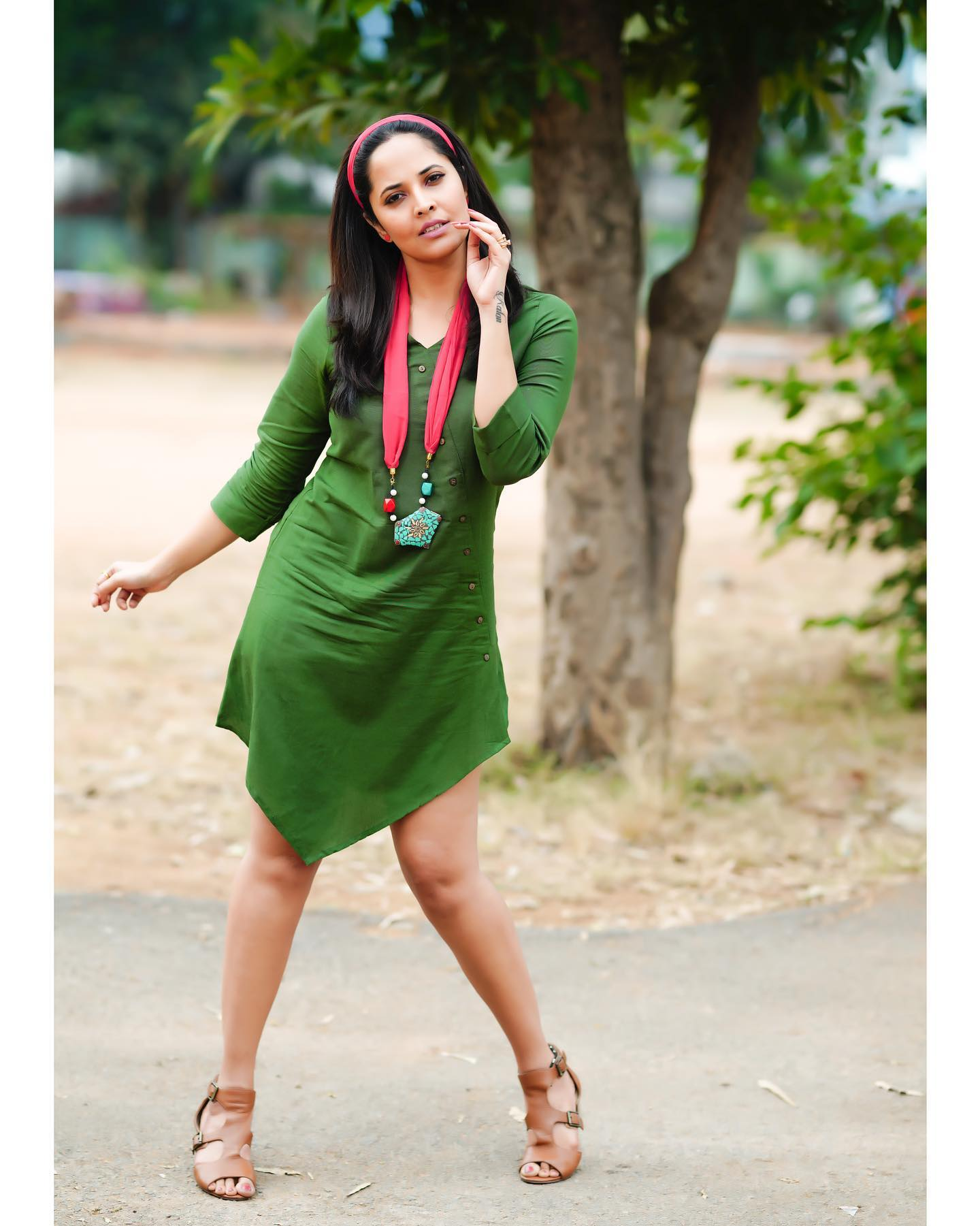 Beautiful actress Anasuya Bardwaj for Jabardasth. |  |  |  | 2020-12-18
