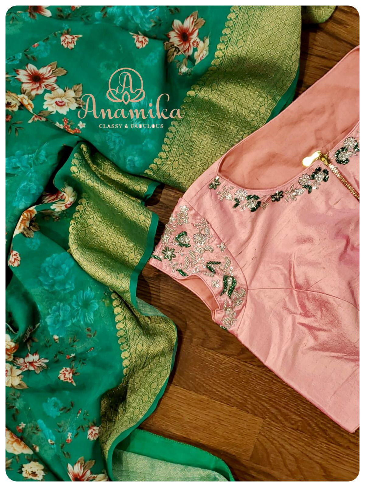 A Saree is not just an outfit - it is an identity and language ! 