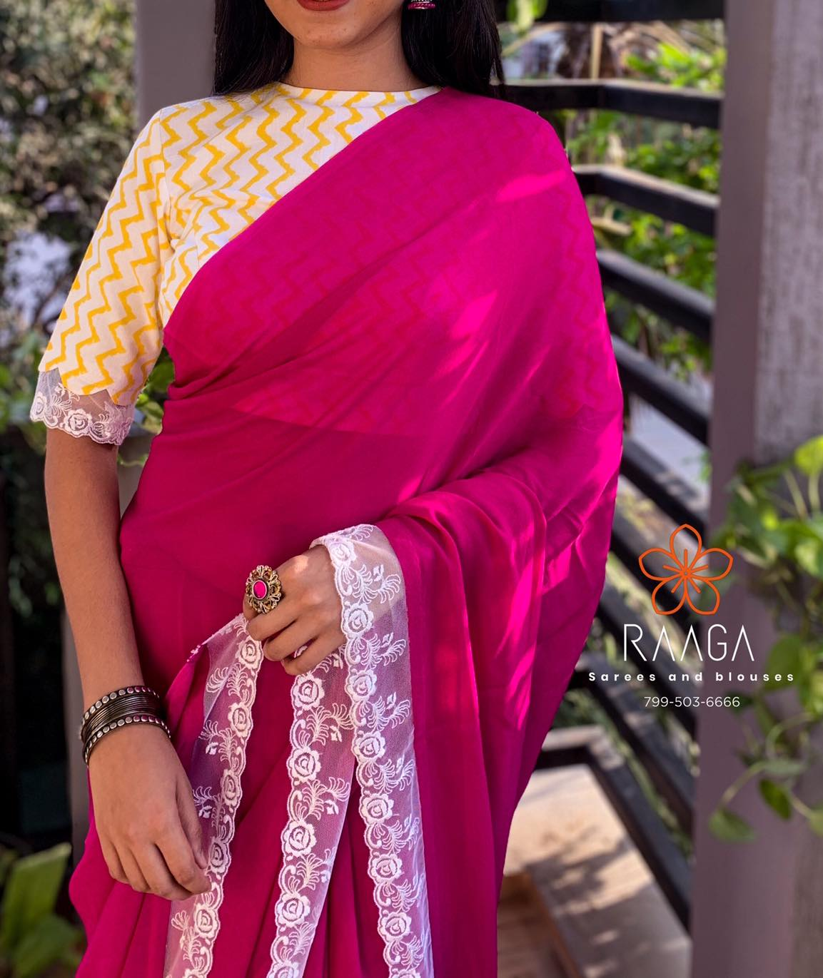 LACY AFFAIR ! 