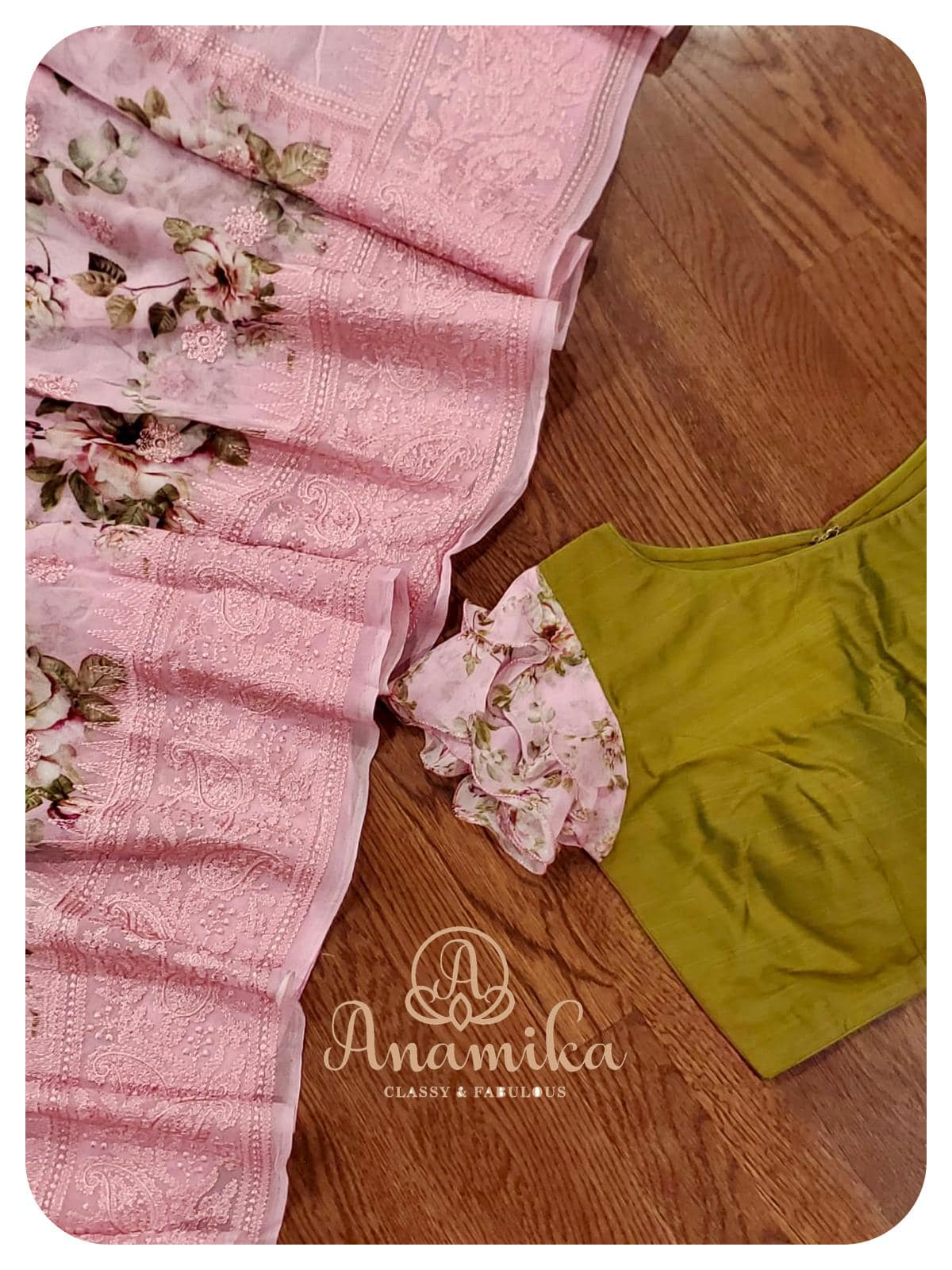 Beauty with elegance !