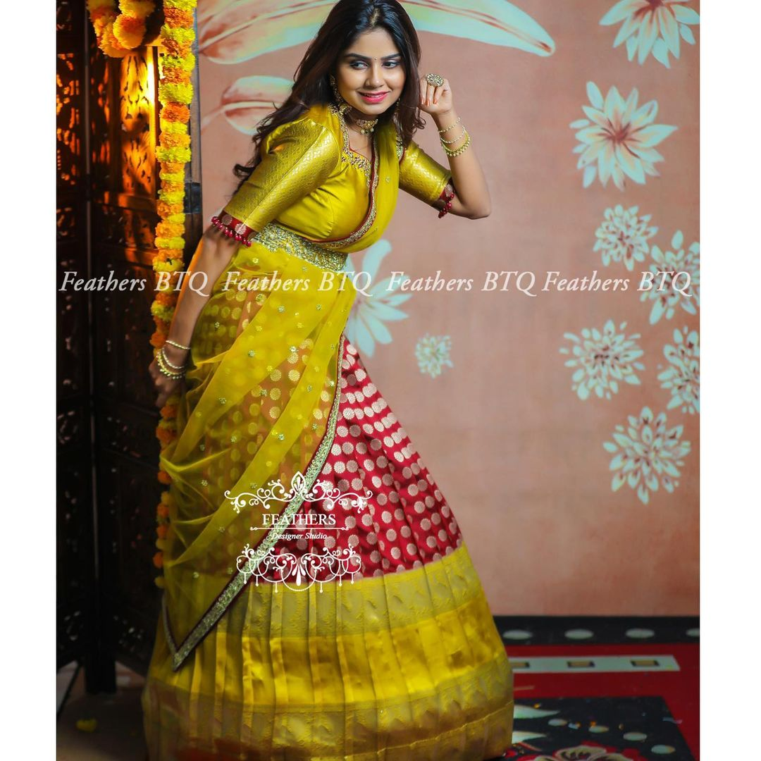 Exclusive Bridal lehangas