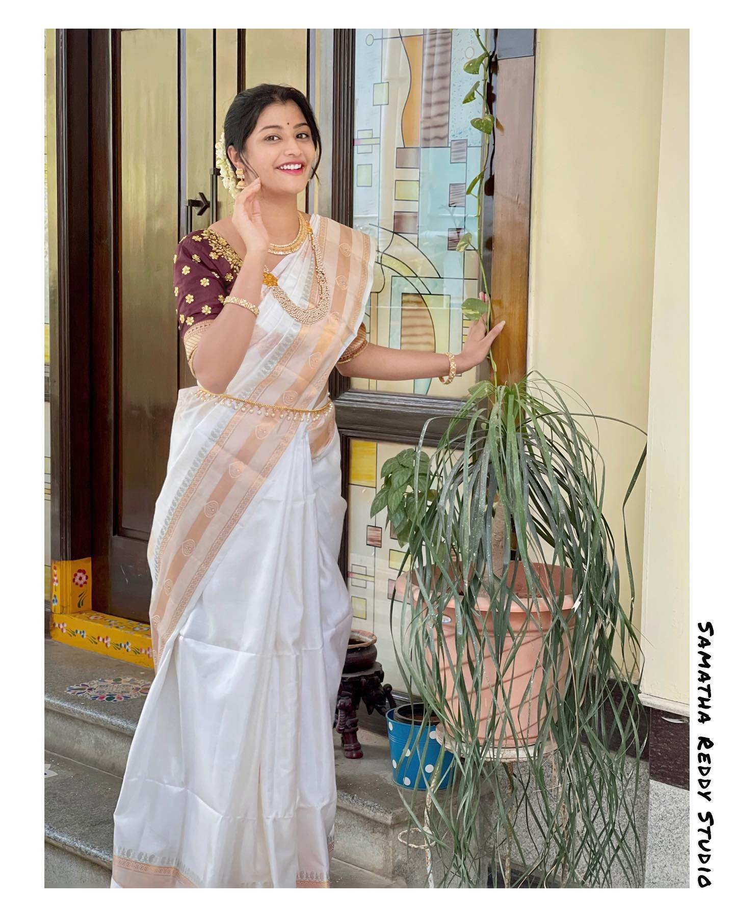 Light weight Pattu Saree. 2021-05-12