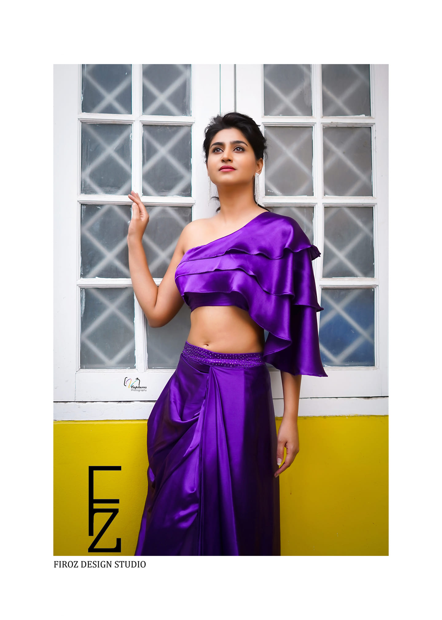 Glamorous Varshini looked beautiful in  Firoz Design Studio outfit.  They can customise the colour and size as per your requirements To contact  : 9505340228 / 9553480491/ 8142049755 2021-05-13