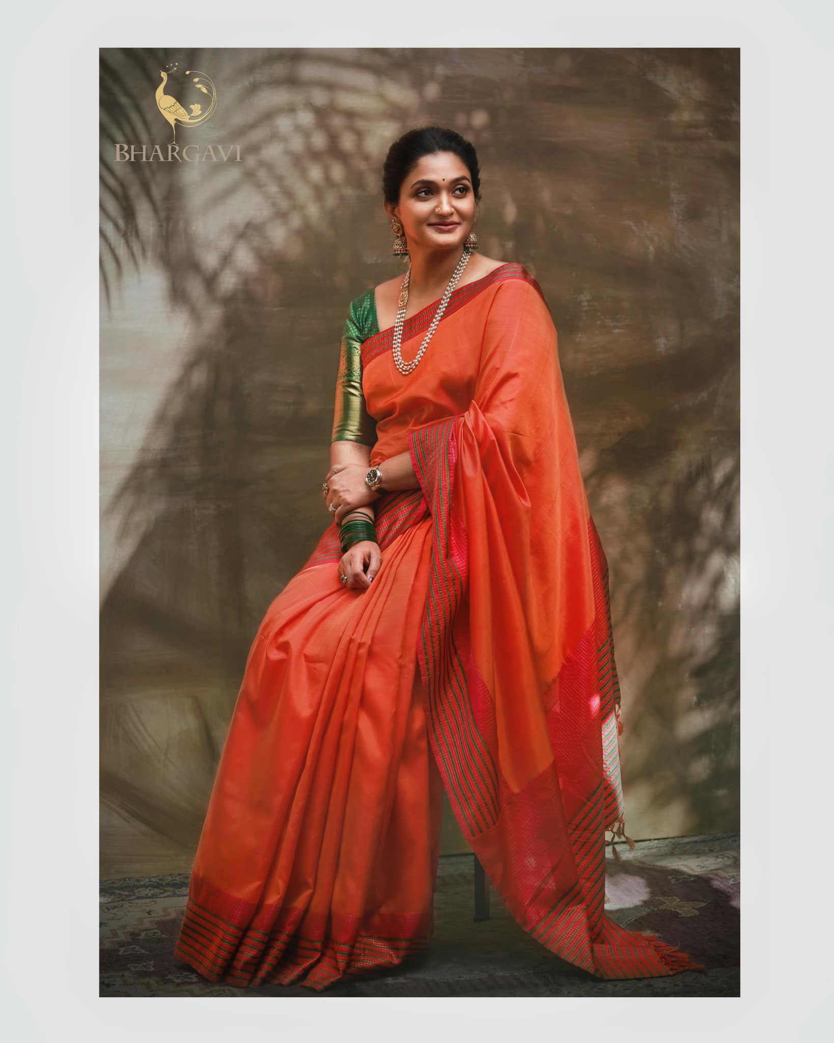 Rekhaji  looked graceful and ethereal  in her signature Kanjeevaram drapes. 2021-05-15