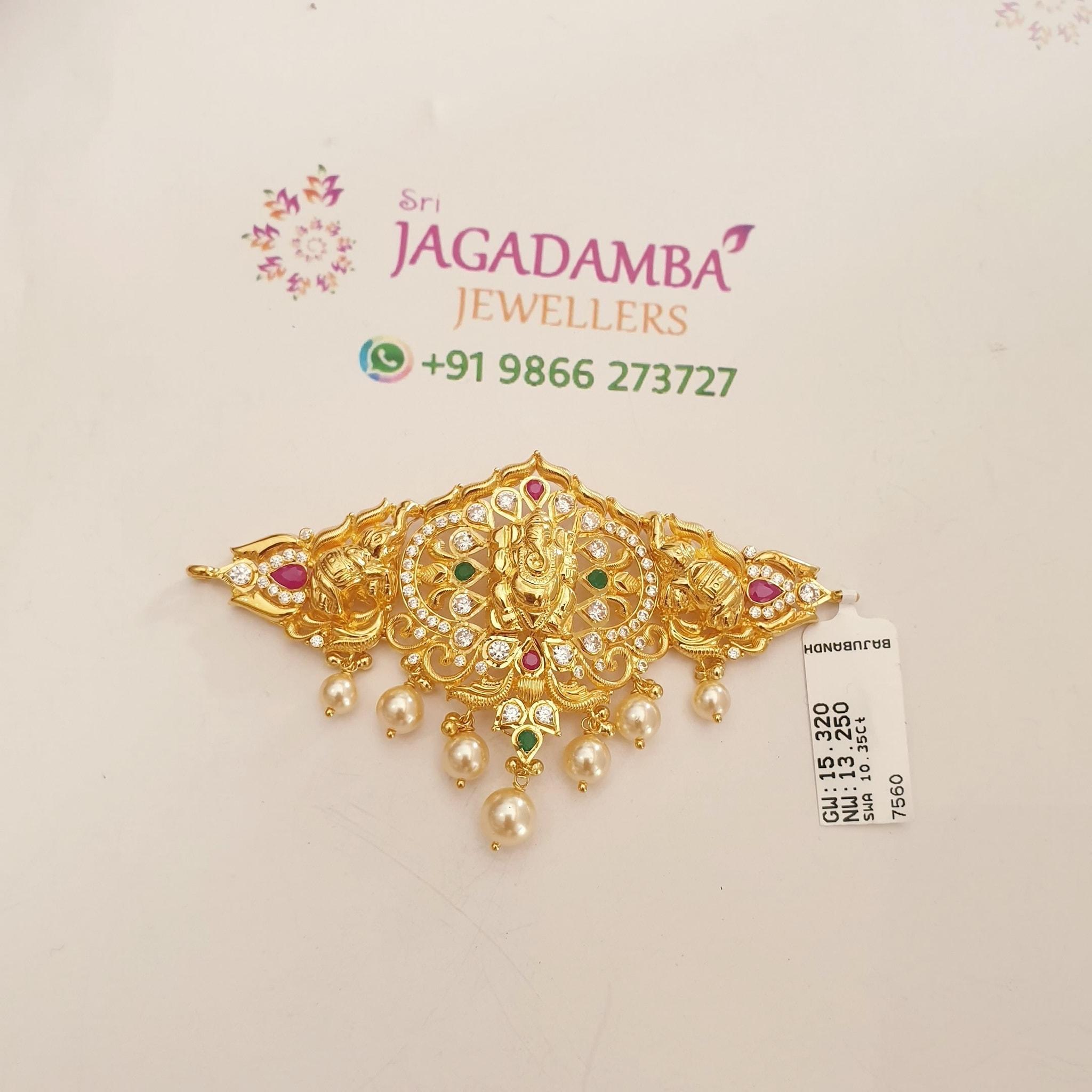 Choker cum Baju Bandh net 10gm to 13gm To buy online Whatsapp +919866273727 2021-05-24