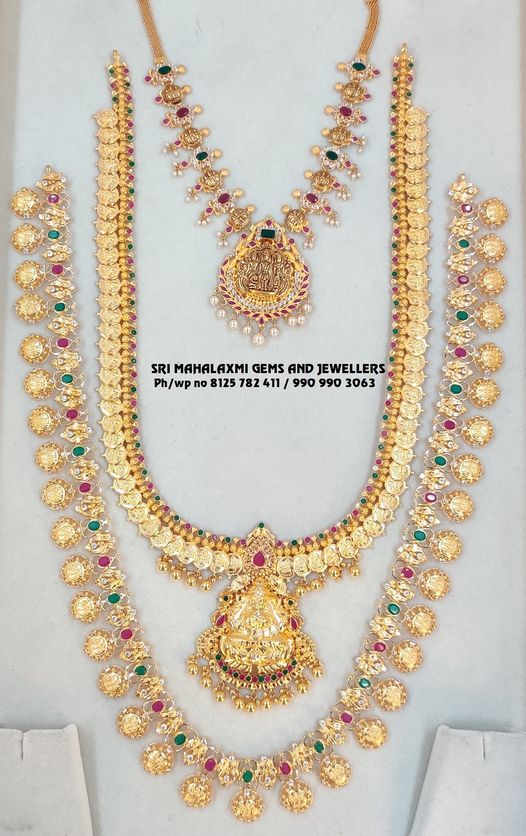 Kasu and Ram parivar traditional sets made in perfect finish. Visit  for full range at most competitive prices. Video call on 8125 782 411 & 990 990 3063 2021-06-04
