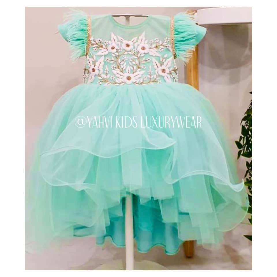 Customised baby birthday frocks for birthdays and special occasions For orders : DM or whatsapp 7893037777( messages only   no calls plz )  2021-07-01
