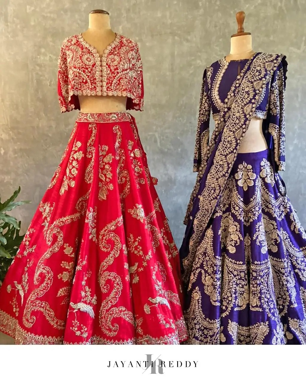 Crafted and captured to reflect the glory of timeless legacy. Stunning bridal lehenga with signature hand embroidery work. 2021-07-22