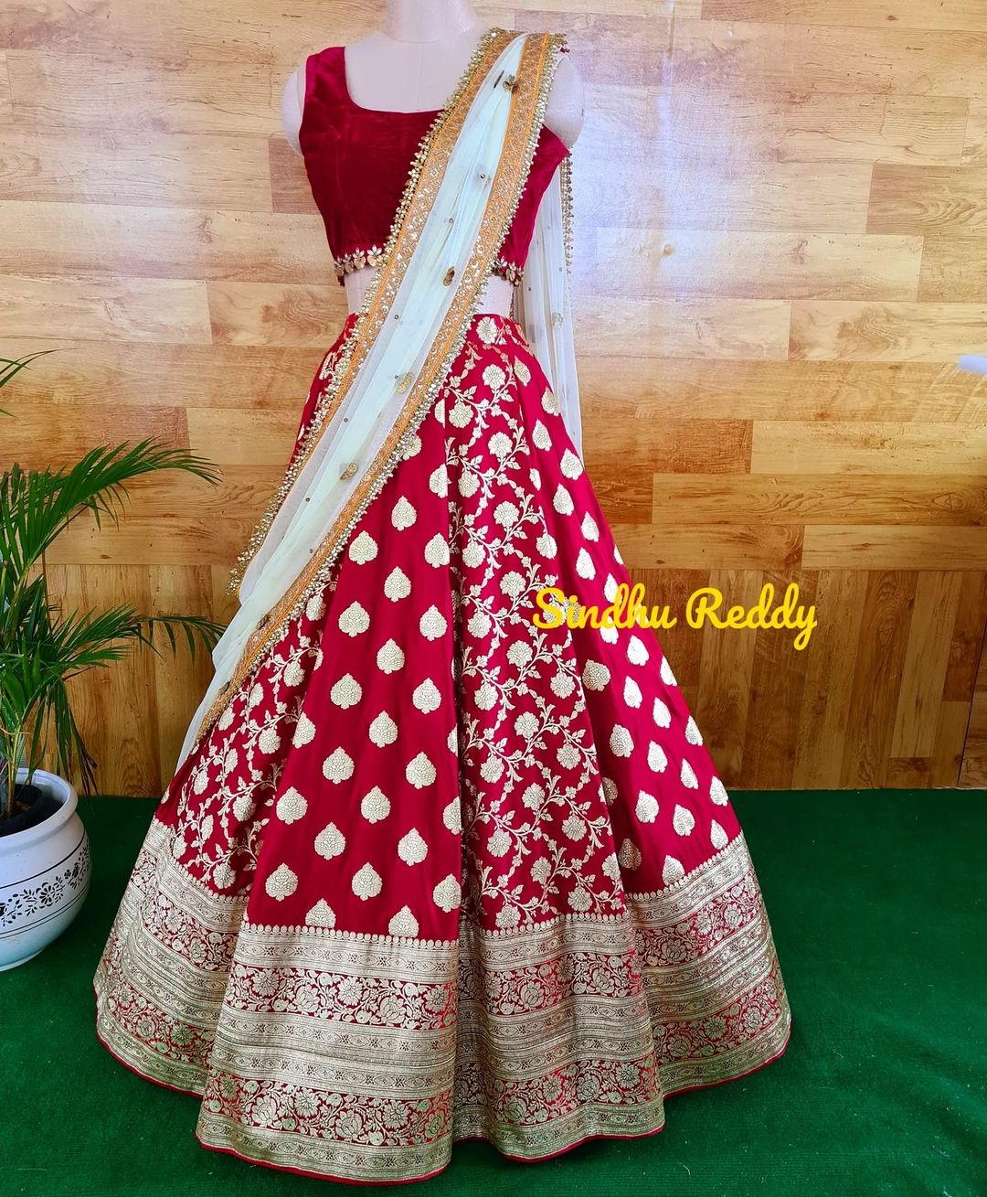 Magnificence of a Banarasi Lehenga  If you are enthusiastic about wearing a wedding Lehenga that is not heavy but rather still looks lofty  at that point a Banarasi silk Lehenga is your go-to decision!  2021-08-07