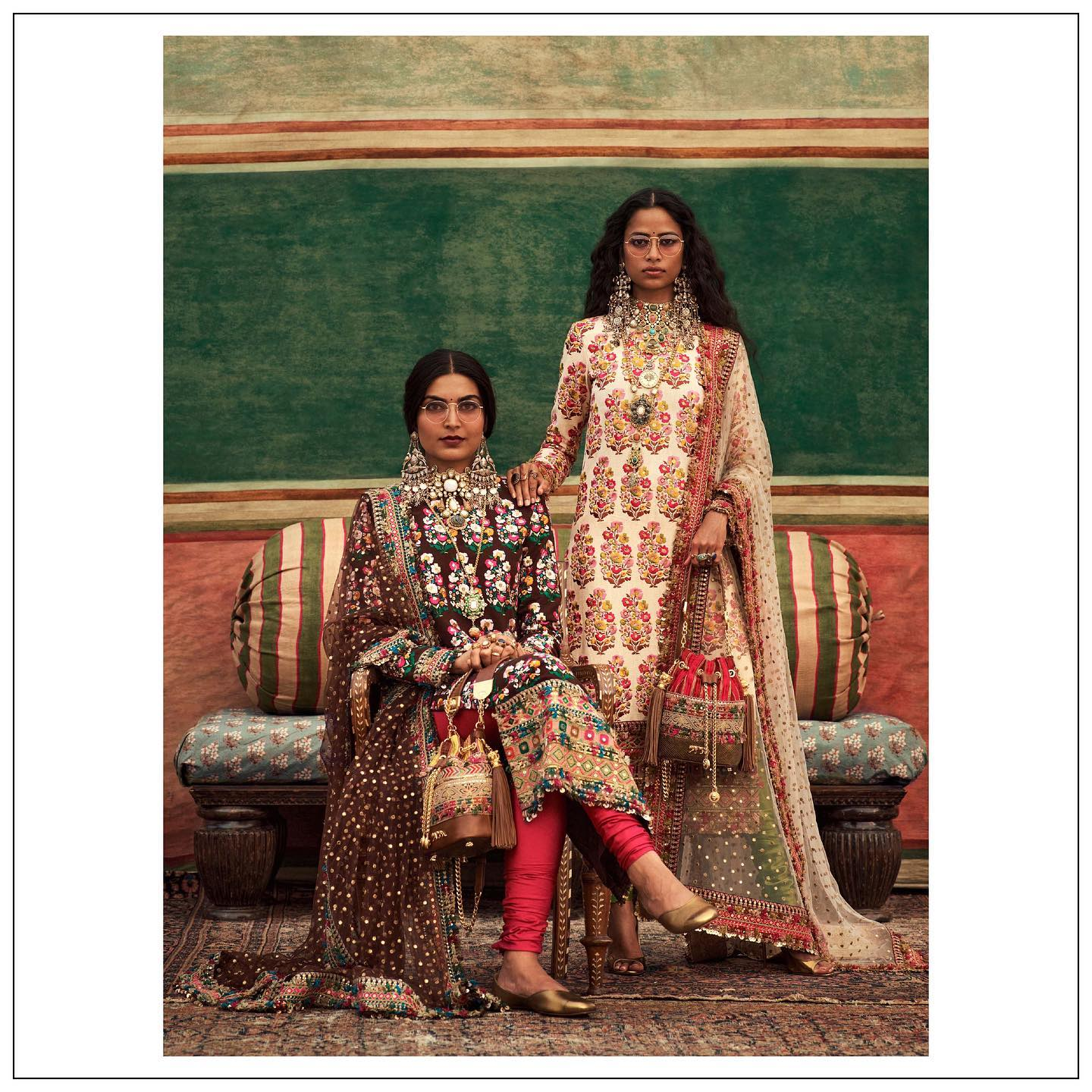 The New Collection. Sabyasachi embroidery floral kurti.   Womenswear jewellery @sabyasachijewelry and accessories @sabyasachiaccessories.  For all product related queries please email at customerservice@sabyasachi.com or contact retail stores directly. 2021-09-16