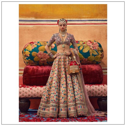 The Sabyasachi 2021 Collection. Sabyasachi bridal lehenga sets.   For all product related queries please email at customerservice@sabyasachi.com or contact retail stores directly. 2021-10-05
