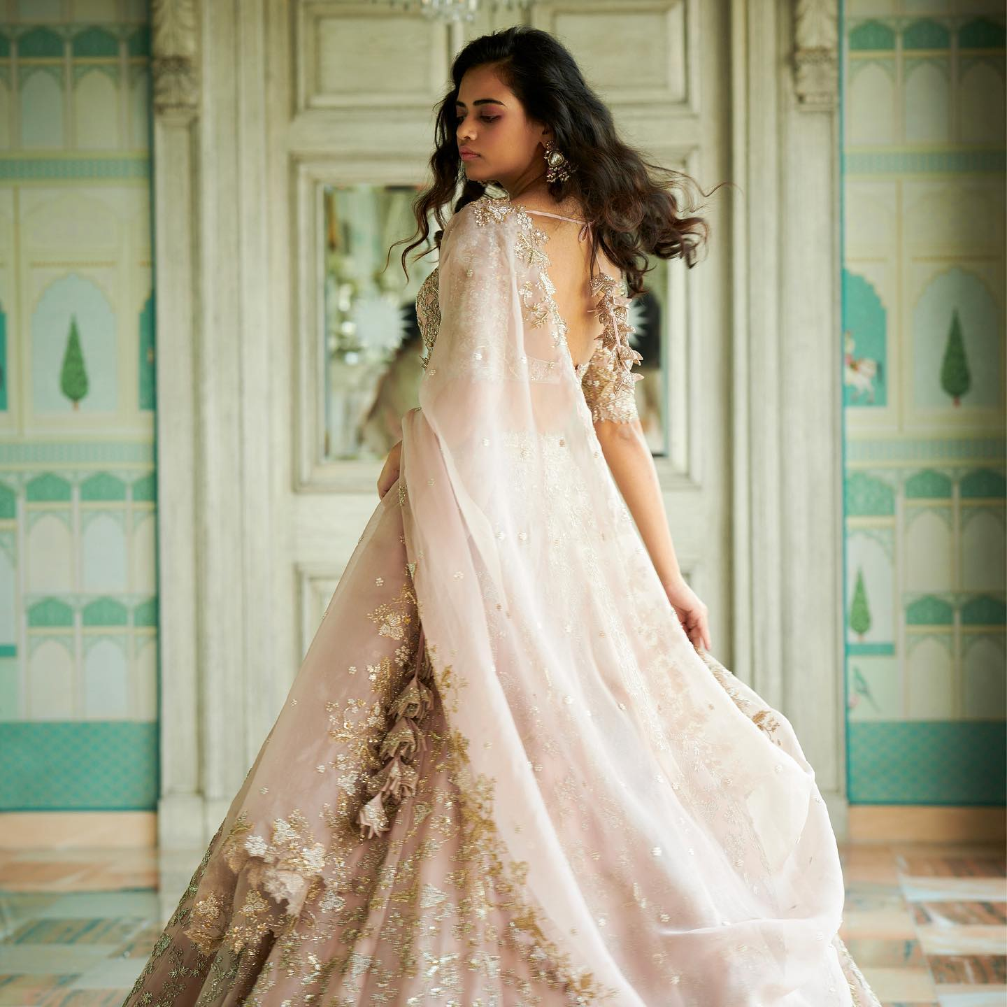 Brace yourself for the season of festivities with Anushree Reddy! Get a glimpse of 'Festive Edit' as they showcase a range of lehengas kaftans kurtas anarkalis sarees and men's kurta sets! Visit  flagship store at Bougainvillea'14 between 13th and 16th October!  . . . To request a personal appointment with the designer reach out at +91 70753 37888! 2021-10-14